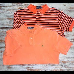 Pair of Ralph Lauren Polo Shirts
